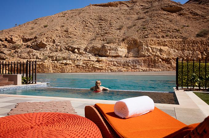 muscat luxury resorts