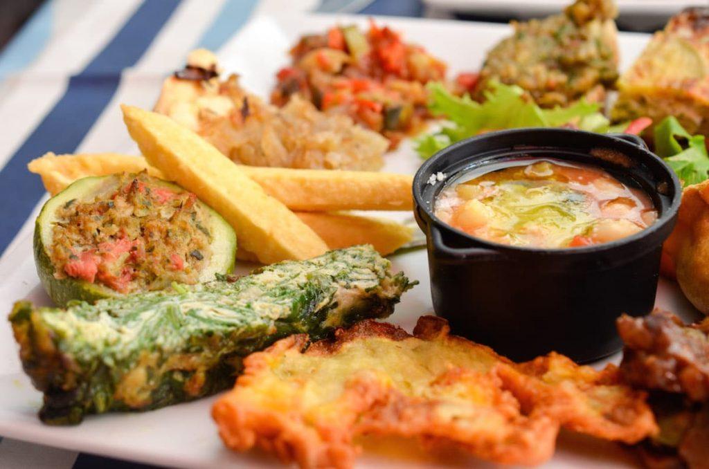 Taste the authentic Italian cuisine